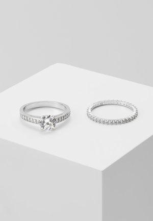I DO 2 PACK - Anillo - white