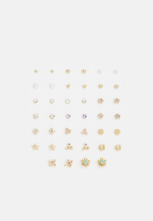 PCHENRITTI EARSTUDS MEGA 20 PACK - Earrings - gold-coloured