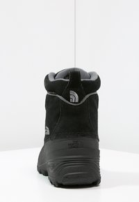 The North Face - Y CHILKAT LACE II - Winter boots - tnf black/zinc grey - 3