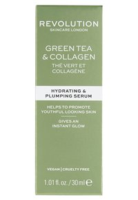 Revolution Skincare - GREEN TEA & COLLAGEN SERUM - Serum - - - 1