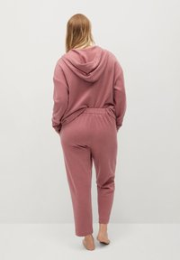 Violeta by Mango - CUPCAKE - Tracksuit bottoms - rosa - 3