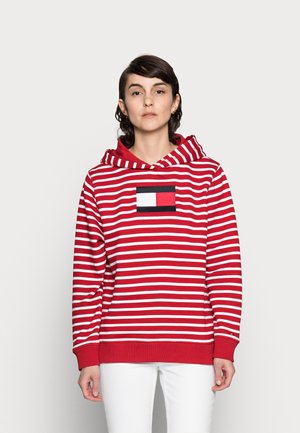 SUMMER FLAG - Sweatshirt - classic brenton/primary red