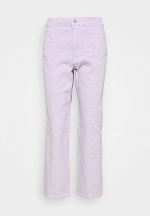 PERRY - Straight leg jeans - parme
