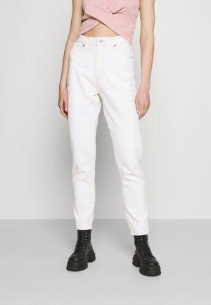 NORA - Straight leg jeans - light ecru