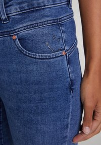Oui - Slim fit jeans - blue denim - 3