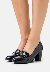 Wallis - CONQUER - Classic heels - navy - 0