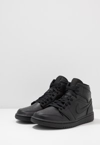 Jordan - AIR 1 MID - Sneakers hoog - black - 2