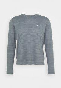 MILER - Funkční triko - smoke grey/reflective silver
