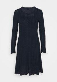 M Missoni - ABITO - Gebreide jurk - dark blue - 4
