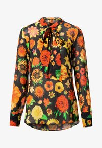 Desigual - DESIGNED BY M. CHRISTIAN LACROIX - Camicetta - black - 4