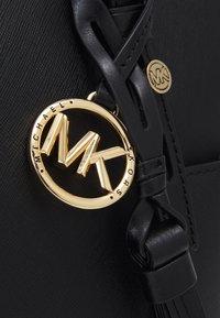 MICHAEL Michael Kors - SULLIVAN  - Shopping bags - black - 4