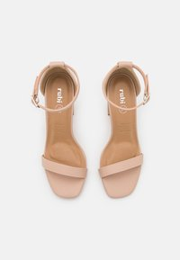 Rubi Shoes by Cotton On - SAN SQUARE TOE - Sandals - pale taupe - 5