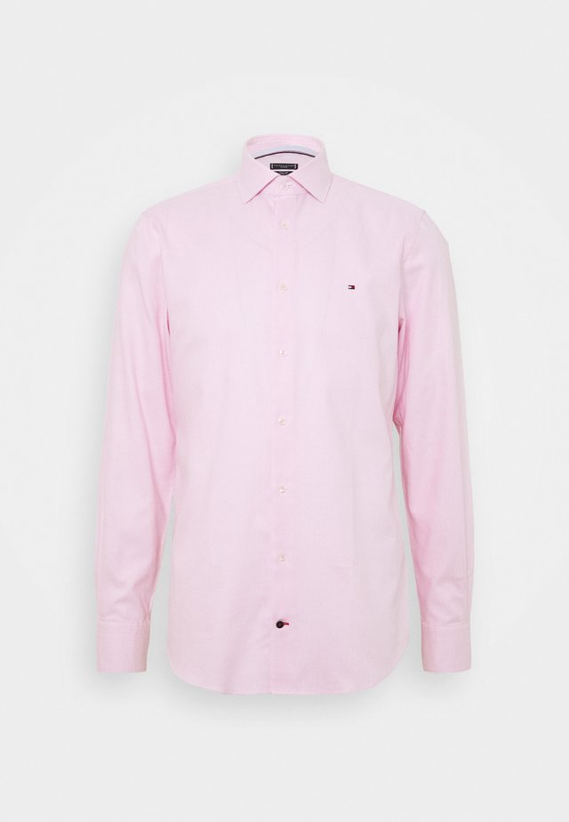 DOBBY CLASSIC SLIM FIT SHIRT - Chemise classique - pink