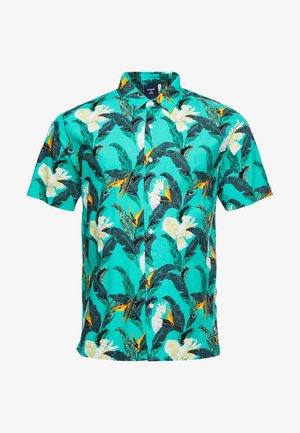 HAWAIIAN  - Overhemd - paradise bird aqua