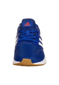 adidas Performance - RUNFALCON UNISEX - Neutral running shoes - royal blue / footwear white / semi solar red - 5