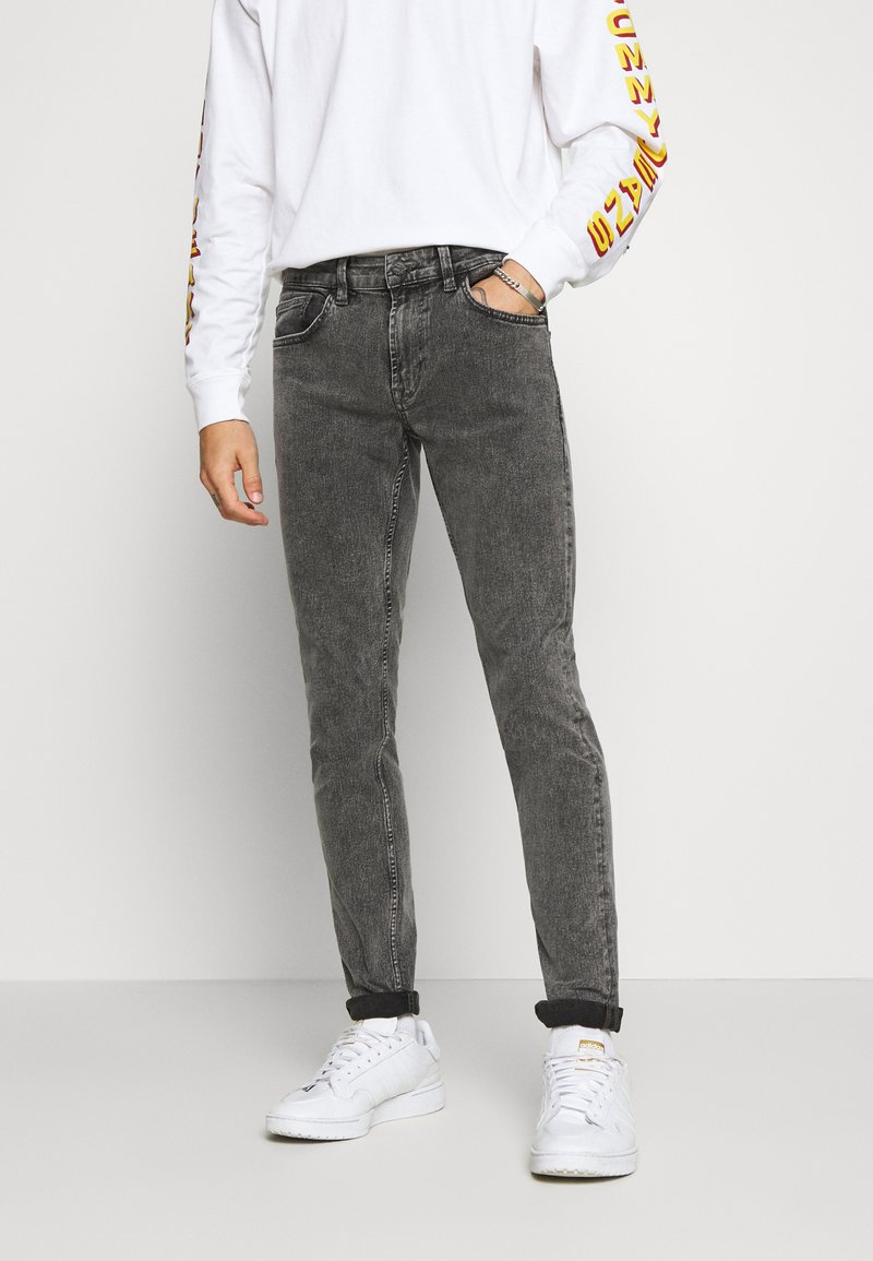 Only & Sons - ONSWARP LIFE - Jeans Skinny Fit - grey denim
