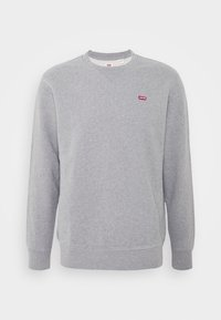 Levi's® - NEW ORIGINAL CREW UNISEX - Felpa - chisel grey heather - 3