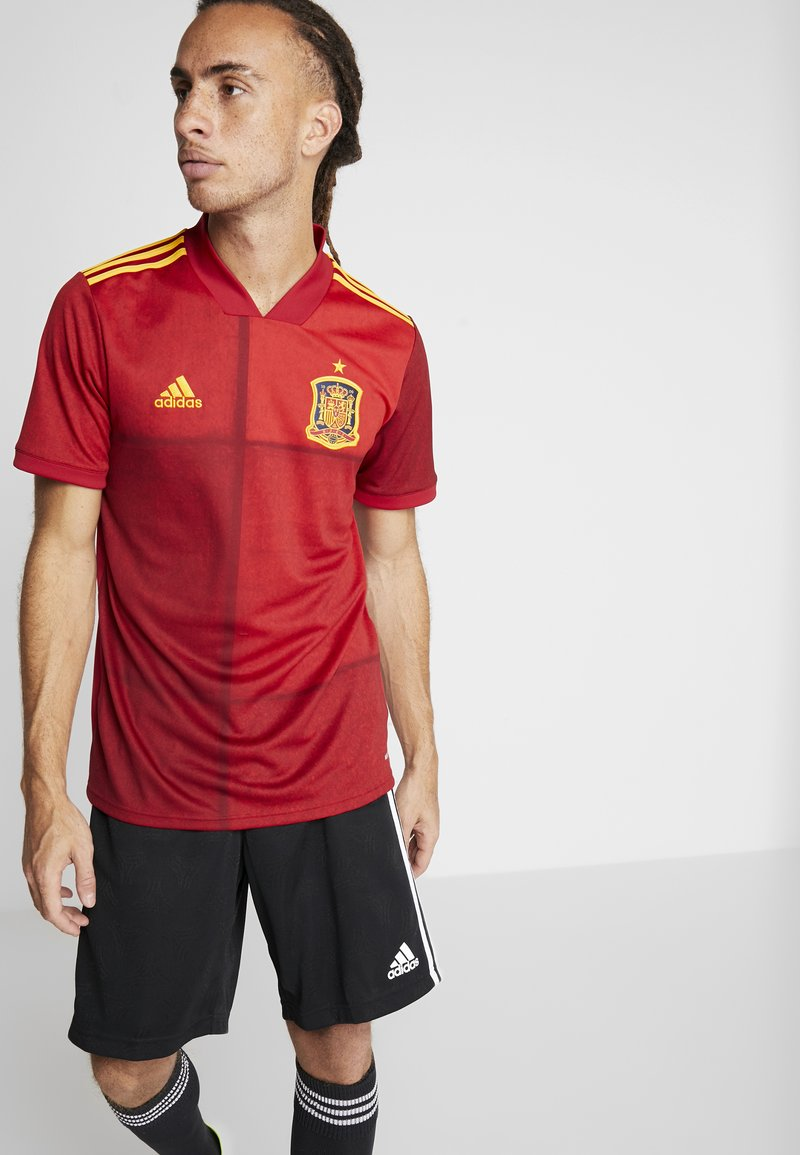 adidas Performance - SPAIN FEF HOME JERSEY - National team wear - red