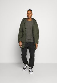 Jack & Jones - JJHUSH - Parka - forest night - 1