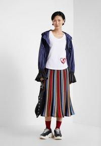 Sonia Rykiel - Print T-shirt - blanc casse - 1