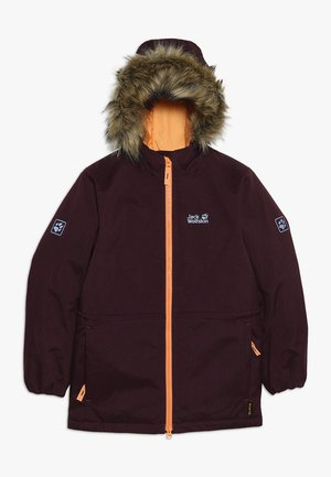 BANDAI JACKET KIDS - Winter jacket - aubergine