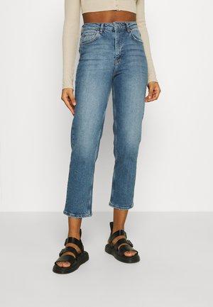 NEELA - Jeans straight leg - indigo blue