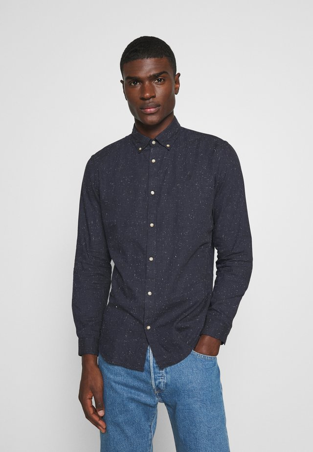 JPRBLALOGO AUTUMN - Shirt - navy blazer