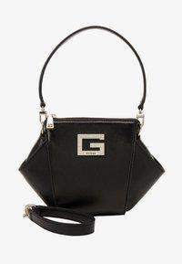 Guess - DINNER DATE MINI SHOULDER BAG - Handbag - black - 2