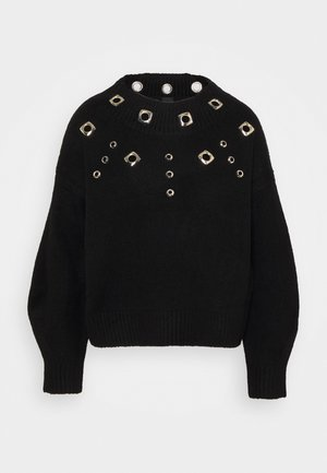 TAGIKISTAN - Jumper - black
