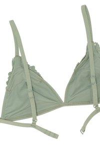 OYSHO - Bikiniöverdel - green - 6