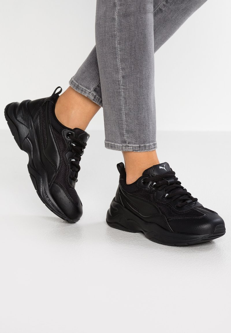 Puma - CILIA - Trainers - black