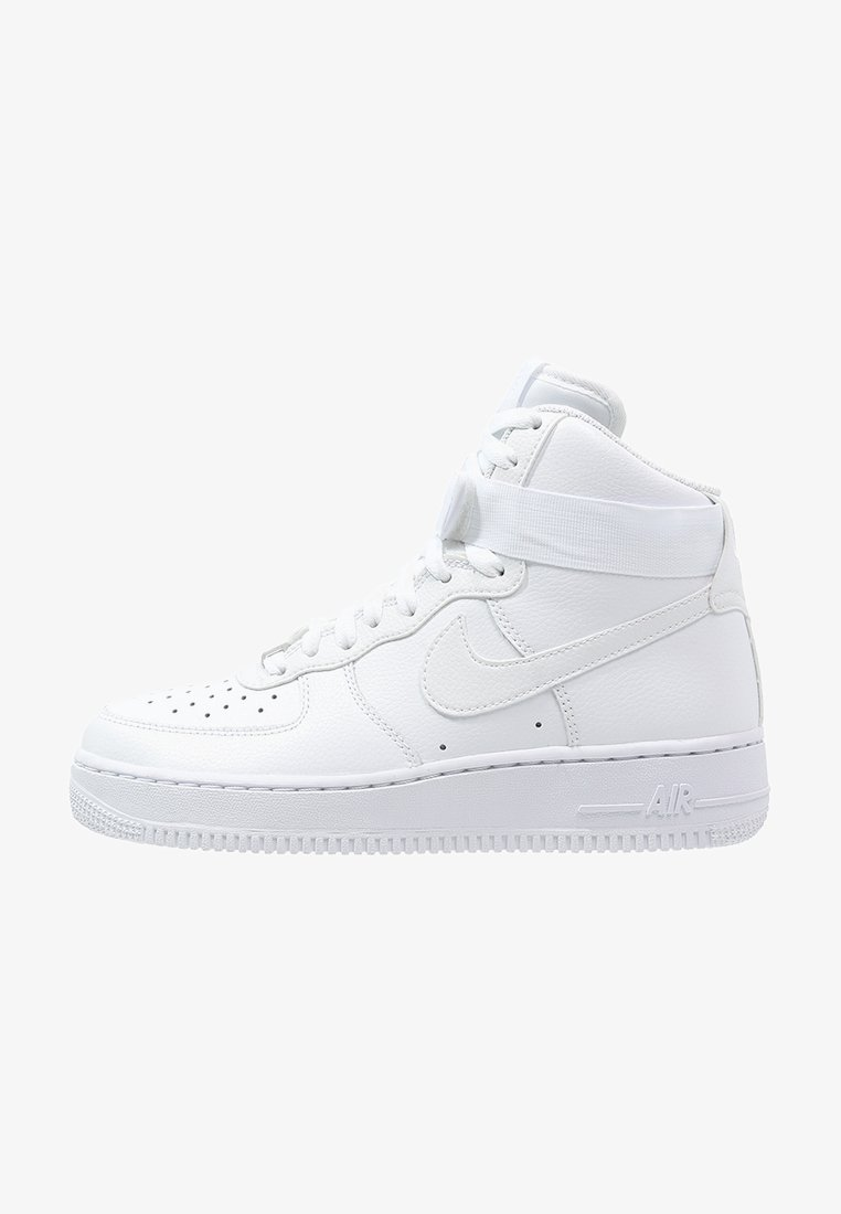 Nike Sportswear - AIR FORCE 1 '07 - Sneakersy wysokie - white