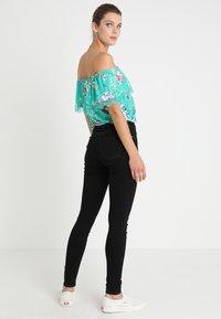 edc by Esprit - Jeans Skinny Fit - black rinse - 2