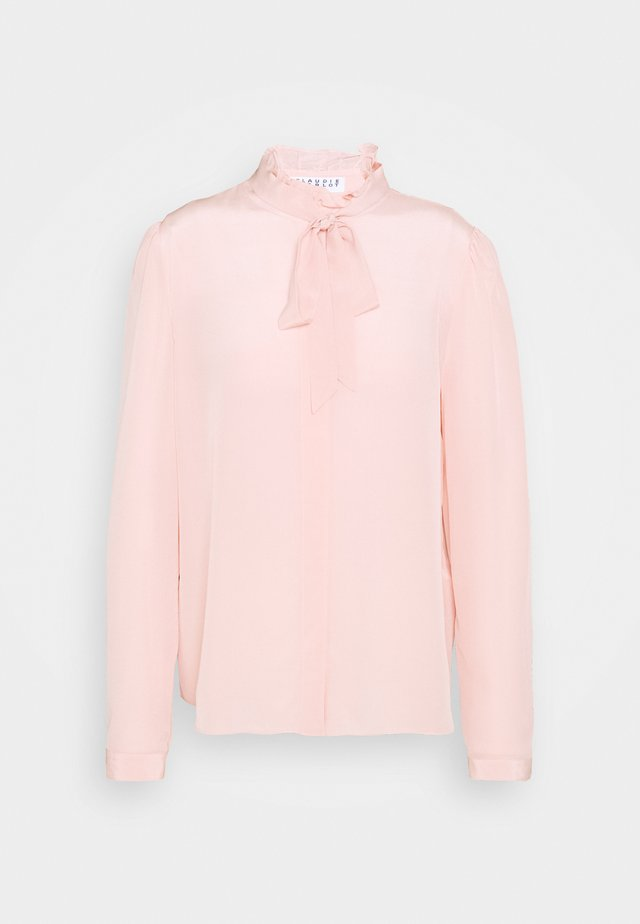 CHARBARI - Blouse - blush