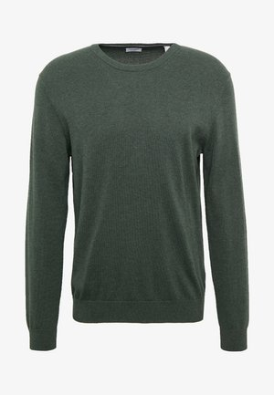 CREW - Jumper - dark green