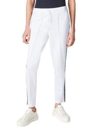 THEA - Spodnie treningowe - weiß
