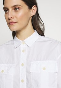 GAP - CAMP SHIRT - Skjorte - optic white - 3
