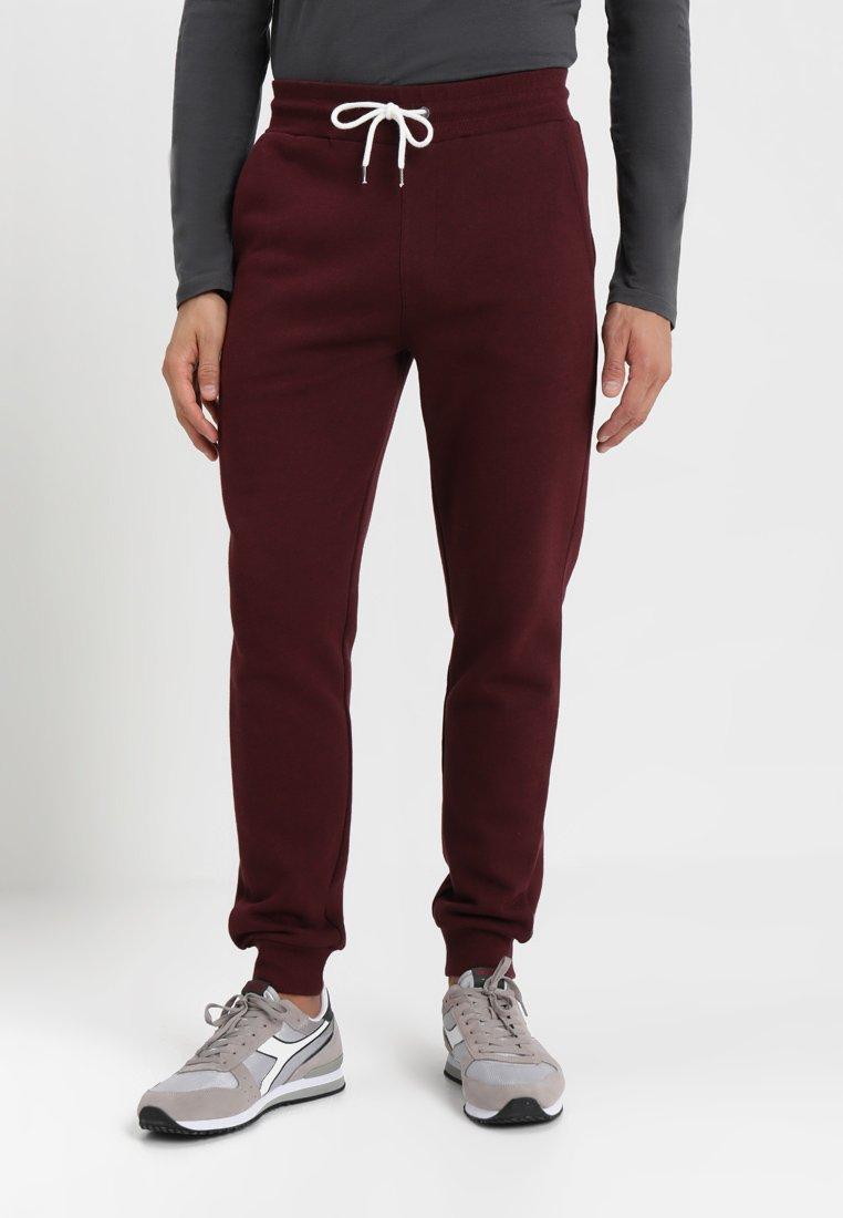 Pier One - Teplákové kalhoty - bordeaux