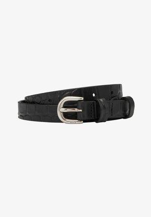 CROCO - Belt - black