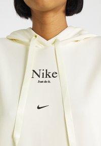Nike Sportswear - TREND HOODIE - Sweatshirt - coconut milk - 5