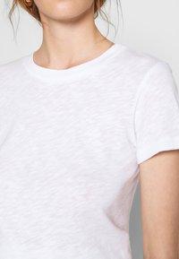 American Vintage - SONOMA - Basic T-shirt - blanc - 3