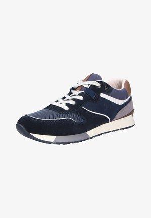 Sneakers laag - navy (88)