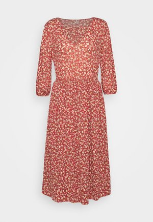 ONLPELLA DRESS - Kjole - mineral red