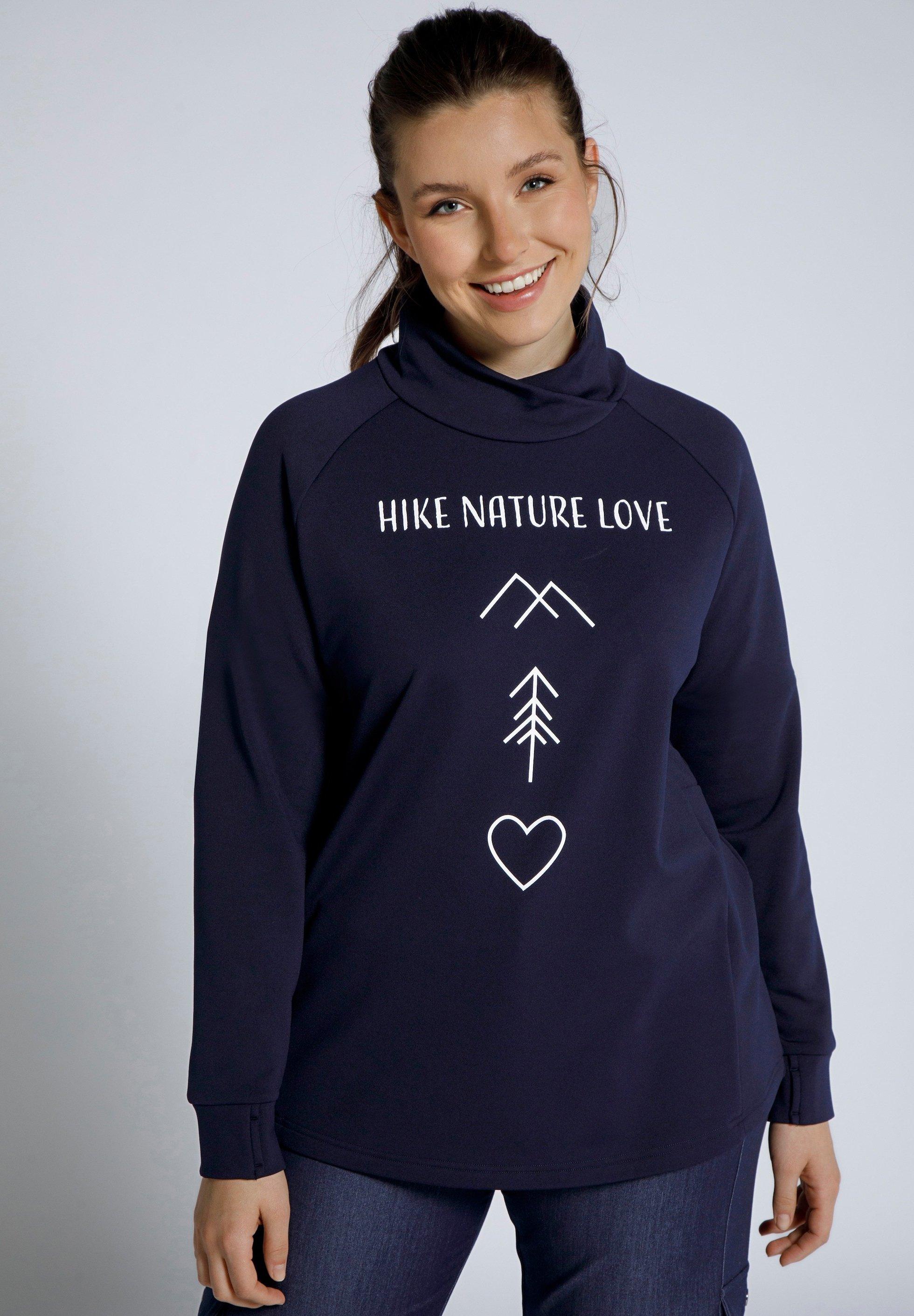 Damen GROSSE GRÖSSEN - Sweatshirt