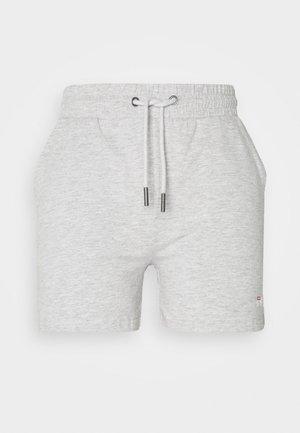 AMIRA - kurze Sporthose - light grey