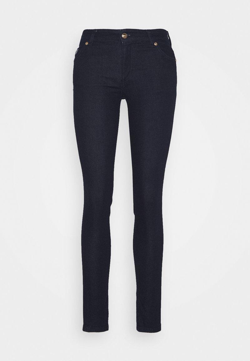 Versace Jeans Couture - Vaqueros pitillo - indigo