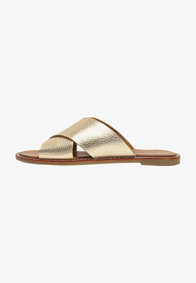 Inuovo - Mules - gold