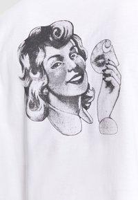 Carhartt WIP - ROMANCE  - Print T-shirt - white - 5