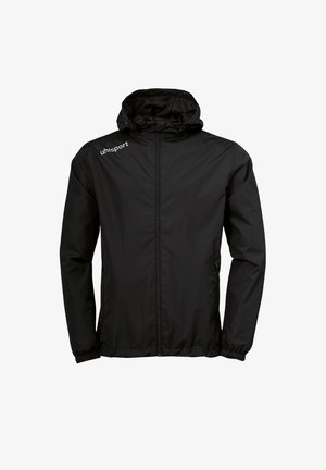 Waterproof jacket - schwarzweiss