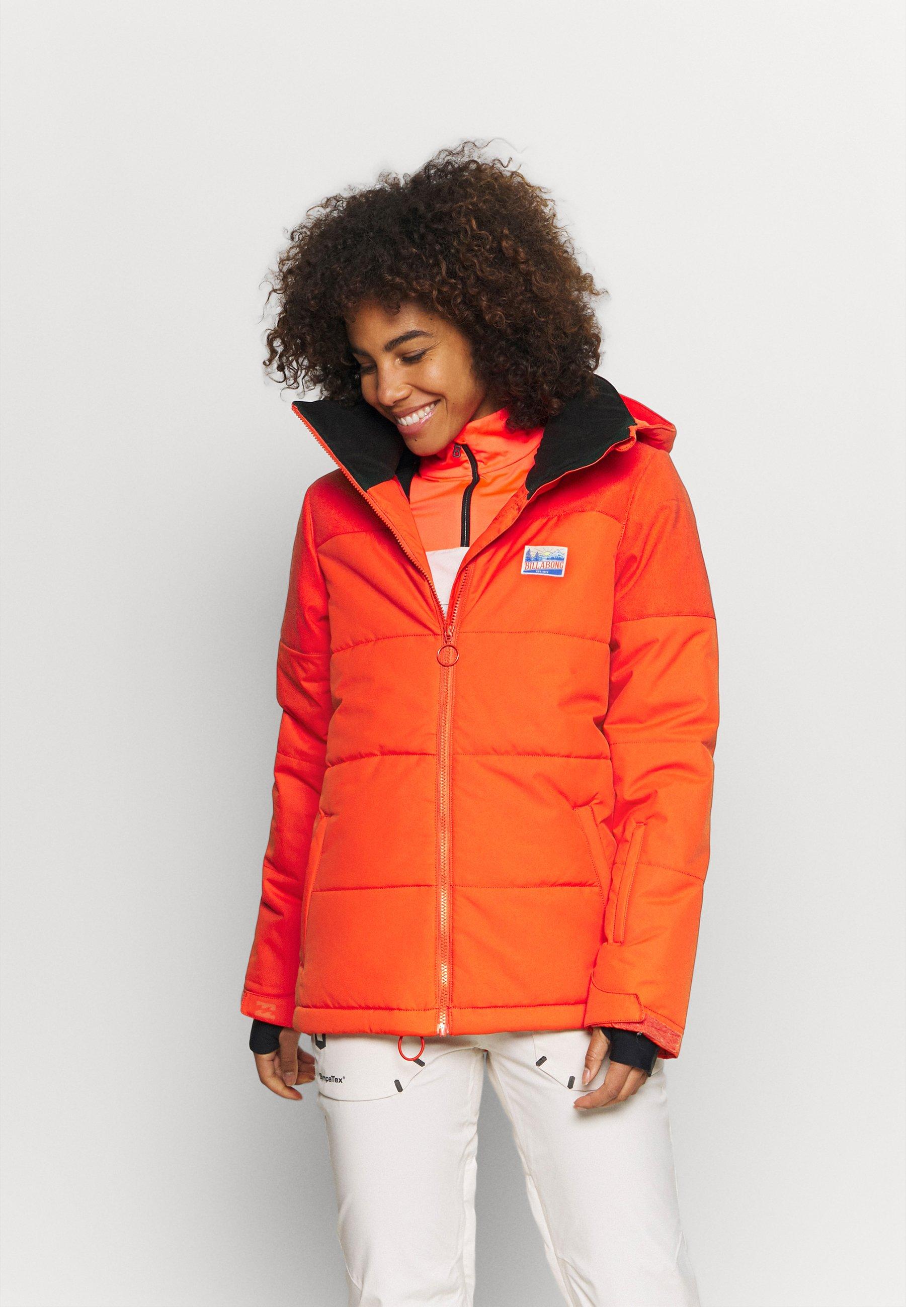 Women DOWN RIDER - Snowboard jacket